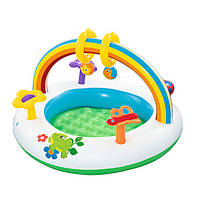Бассейн Bestway детский Разноцветный (52239)