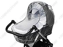 Дождевик на коляску люльку универсальный, фото 2