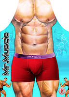 Фартук мужской Kronos Toys Мистер Мускул (tps_90-871300)