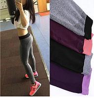 🎁 Спортивные лосины. (44 размер размер M )🎁леггинсы, легенсы, лосины, спортивные легенсы, спортивные штаны, спортивная одежда, Одежда для йоги и