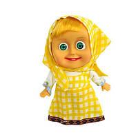 Интерактивная кукла Маша в желтом платье CQS-23D (18073)