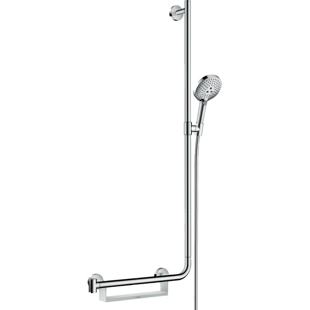 Звоните. Будет дешевле. Hansgrohe Unica Comfort Набор для душа Raindance Select S 120  / штанга Unica Comfort