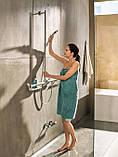 Звоните. Будет дешевле. Hansgrohe Unica Comfort Набор для душа Raindance Select S 120  / штанга Unica Comfort, фото 5
