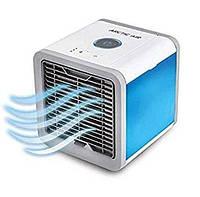 Мобильный мини кондиционер Arctic Air охладитель увлажнитель воздуха переносной компактный портативный от USB.