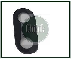 Скло (віконце камери) для Meizu M6T, M811h, чорне