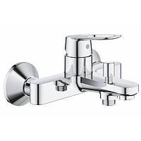 Grohe BauLoop Смеситель для ванны, настенный монтаж