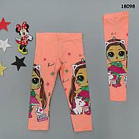 Лосины LOL для девочки. 86-92 см, фото 1