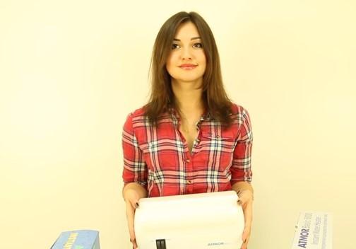 Проточный водонагреватель Atmor Basic 5 (душ) обзор