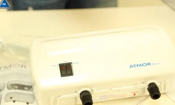 Проточный водонагреватель Atmor Basic 5 (душ)