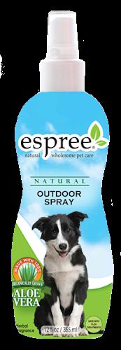 Espree Outdoor Spray (Knock OUT!) - натуральный репеллент для собак, 355 мл