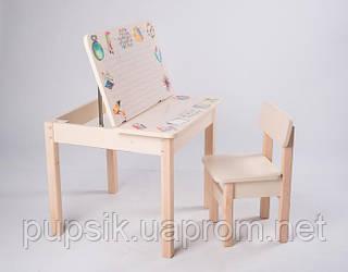 Стол-парта со стульчиком (SP) Вальтер