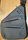 Водонепроницаемая сумка на одно плечо HAZARA, фото 8