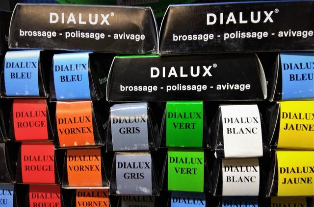 Диалюкс полировальная паста Dialux