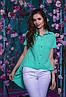 Красивая женская рубашка со шлейфом  42, 44, 46, 48, фото 6