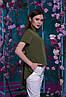 Красивая женская рубашка со шлейфом  42, 44, 46, 48, фото 7