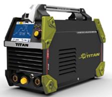 Аргоновый сварочный аппарат для алюминия Титан PTIG260AC/DC-SMART-AL