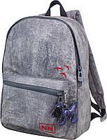 Рюкзак школьный для девочки подростковый молодежный вместительный Winner stile 219-9