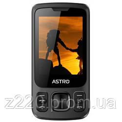 Мобильный телефон Astro A225 Black