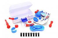 Докторский набор детский в чемоданчике