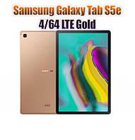 Планшет Samsung Galaxy Tab S5e 4/64 LTE Gold (SM-T725NZDA)