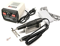 Фрезер Strong 204 / 102L / 65W / 35000 об/мин — Original Корея аппарат для маникюра / Гарантия!