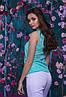 Красивая шифоновая женская блуза   42, 44, 46, 48, фото 3