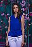 Красивая шифоновая женская блуза   42, 44, 46, 48, фото 5