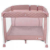 Манеж CARRELLO Cubo CRL-9205 Flamingo Pink, фото 1
