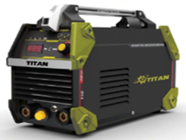 Аргоновый сварочный аппарат Титан PTIG210AC/DC-AL
