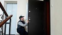 Замена цилиндра в металлических и деревянных дверях