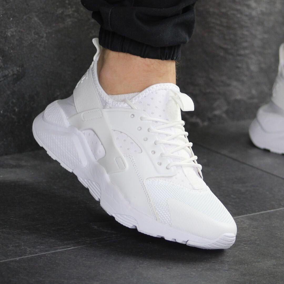 c83a2c44 Кроссовки мужские Nike 8049 Белые - Интернет-магазин