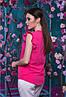 Красивая шифоновая женская блуза   42, 44, 46, 48, фото 8