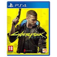 Сyberpunk 2077 для PS4 (Blu-ray, Руская версия), фото 1