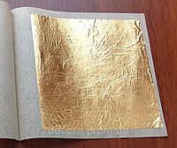 Сусальное золото 24 карата 100 листов