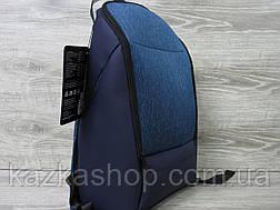 Рюкзак фирмы Optima, полиэстер, Laptop-карман, S-образные лямки, USB порт, аудио-порт, антикражка, фото 3