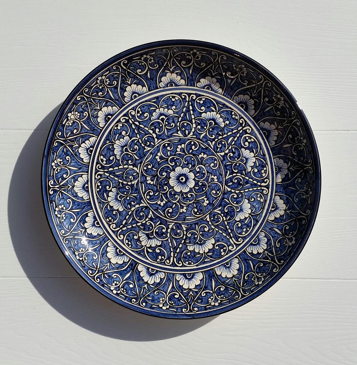 Ляган для плова d 28 см. Узбекистан
