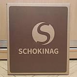 Шоколад справжній без домішок молочний 30% Schokinag (Німеччина) 150 г в каллетах, фото 4