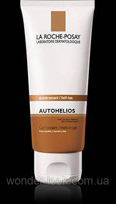 Гель автозагар La Roche-Posay Autohelios Self-Tan Melt-In Gel 100ml