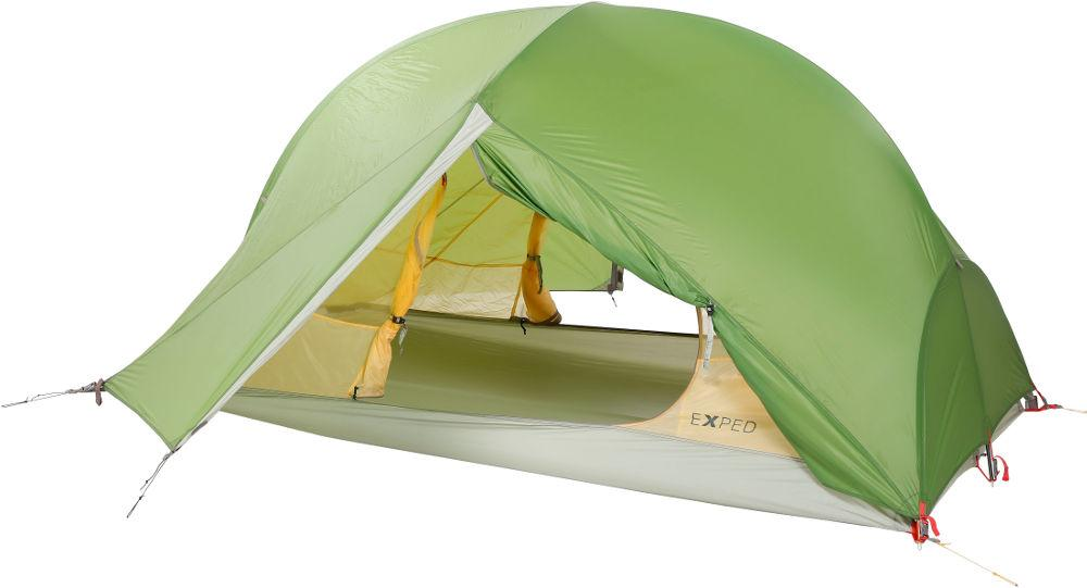 Палатка Exped MIRA II HL 018.0084, зеленый