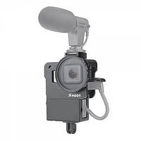Рамка Shoot XTGP539 с отсеком для адаптера микрофона GoPro Hero5/6/7