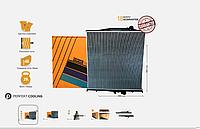 Радиатор без рамы [perfekt cooling] VOLVO FH, FM 8112961