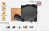 Радиатор с рамой [perfekt cooling] VOLVO FH, FM 8112961