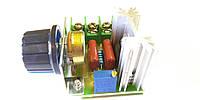 Диммер AC 220B 2кВт/Регулятор напряжения/Регулятор мощности/ШИМ 220В