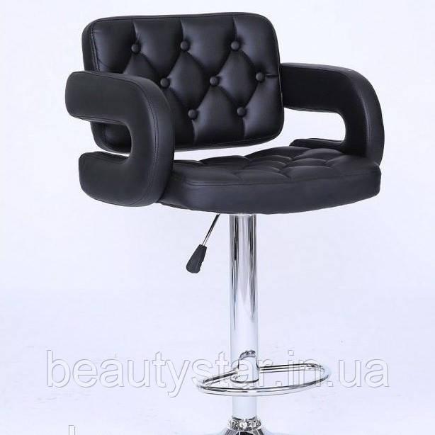 Стул кресло для визажиста, стул визажный, высокий стул с подставкой под ноги для мастеров HC-8403