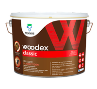 TEKNOS WOODEX CLASSIC Лессирующий антисептик Бесцветный 2,7л