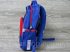 """Прочный рюкзак фирмы Kite, полиэстер, ортопедическая спинка, S-образные лямки, """"Щенячий патруль"""", фото 2"""