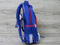 """Прочный рюкзак фирмы Kite, полиэстер, ортопедическая спинка, S-образные лямки, """"Щенячий патруль"""", фото 3"""