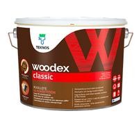 TEKNOS WOODEX CLASSIC Алкидный антисептик Бесцветный 9л