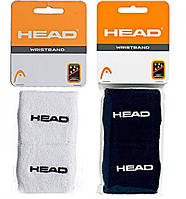 Для Большого Тенниса Head напульсник new wristband 2, 5 (MD)