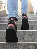 Мужские сандалии в стиле Adidas (full black), сандали Адидас, sandals Adidas (Реплика ААА), фото 5
